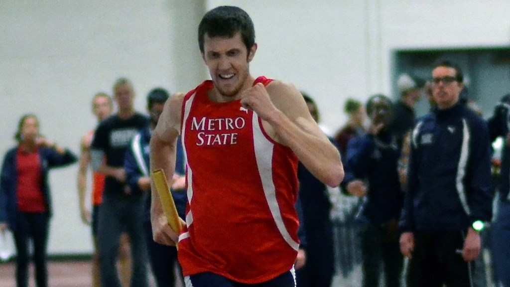 Indoor Track Five Roadrunners Named To Rmac All Academic Team