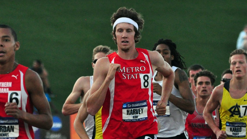 Track Cross Country Harvey Named Capital One Academic All