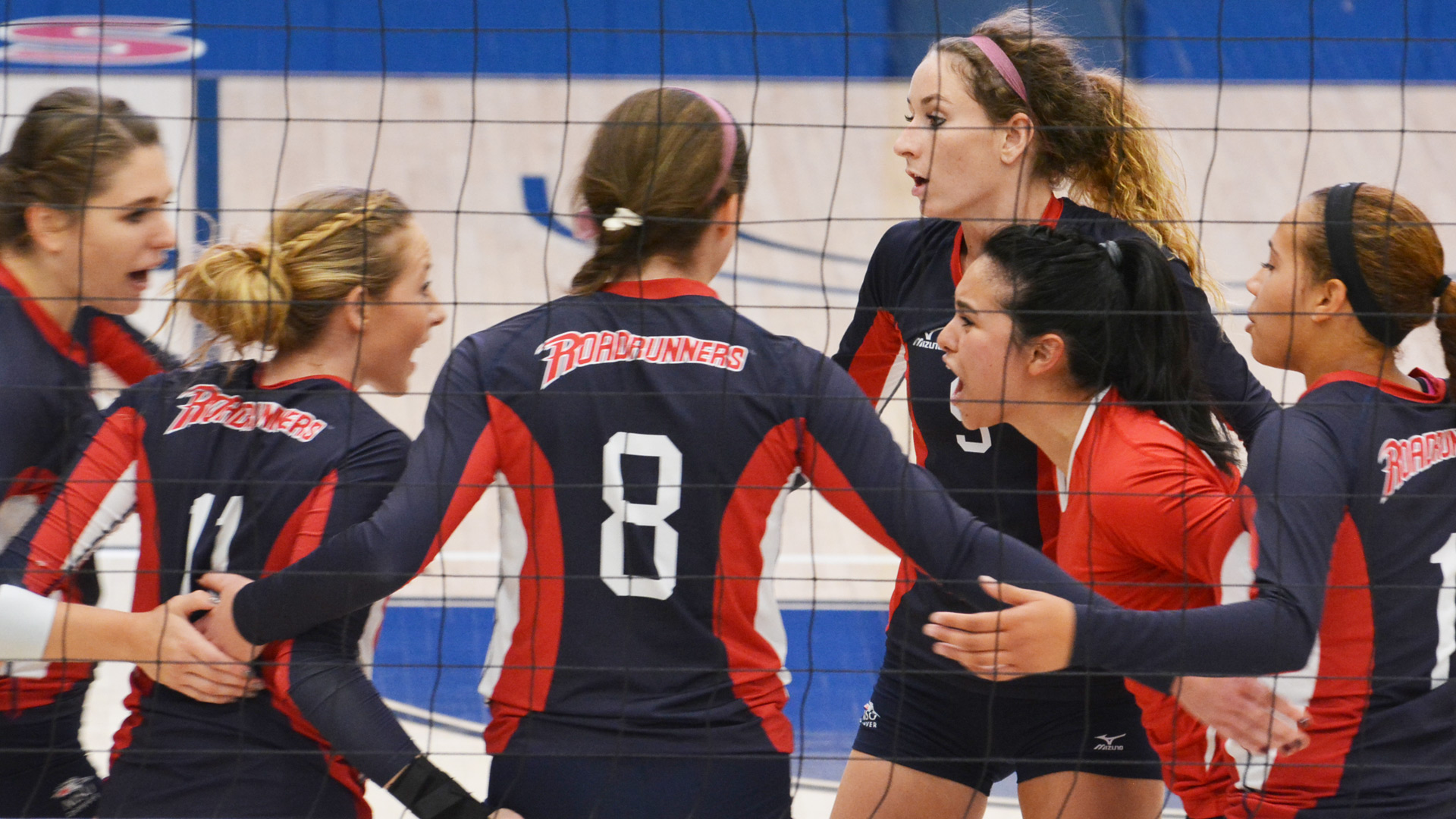 Volleyball Msu Denver Defeats New Mexico Highlands In Four Sets Metropolitan State University Athletics