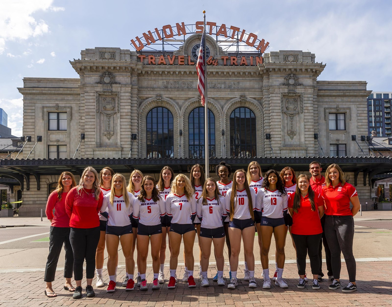 2019 Women's Volleyball Roster - Metropolitan State